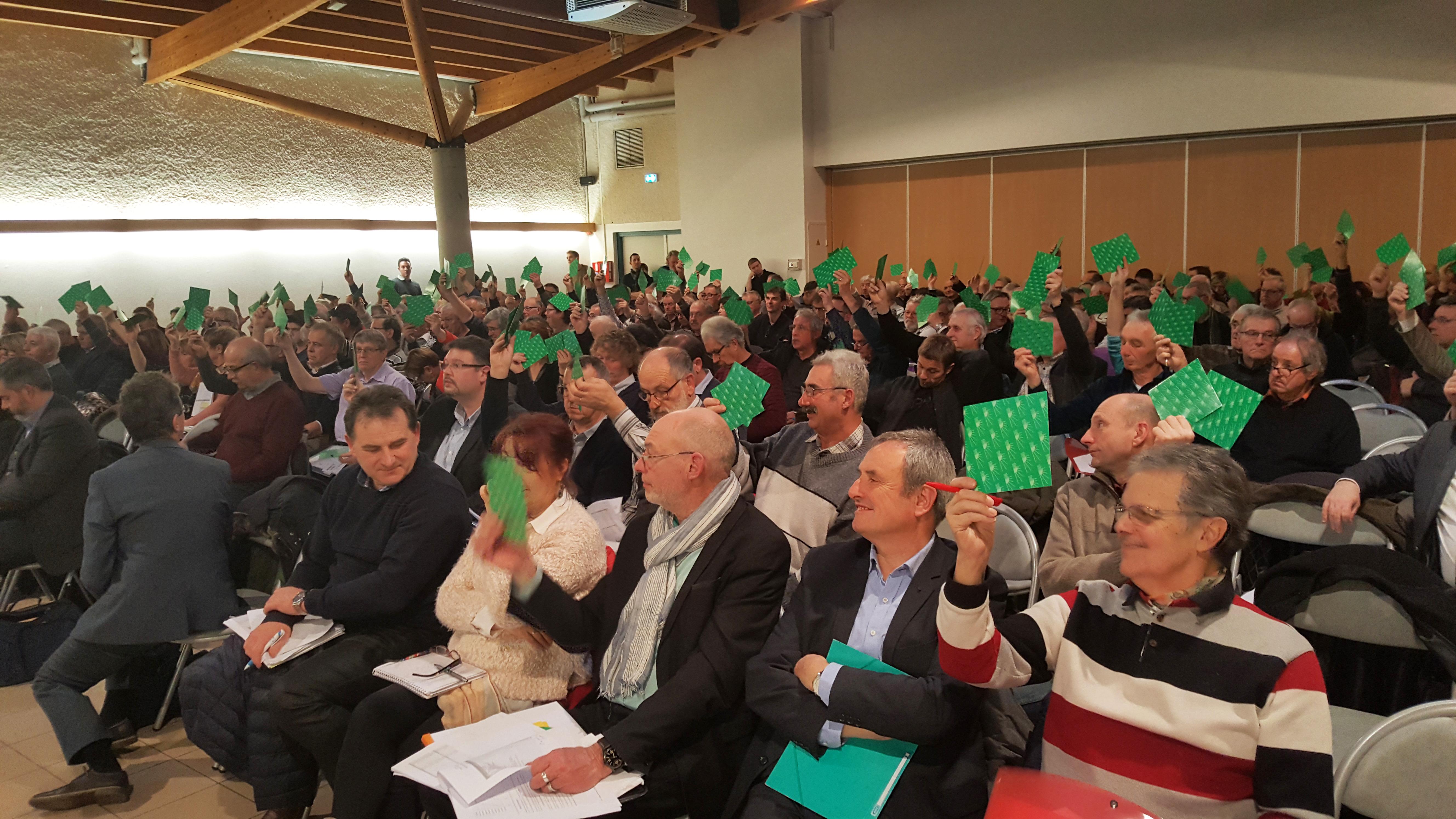 Comite syndical SIEL-TE fevrier 2018 -2