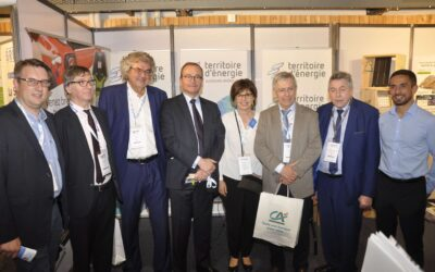 Congrès des maires de la Loire