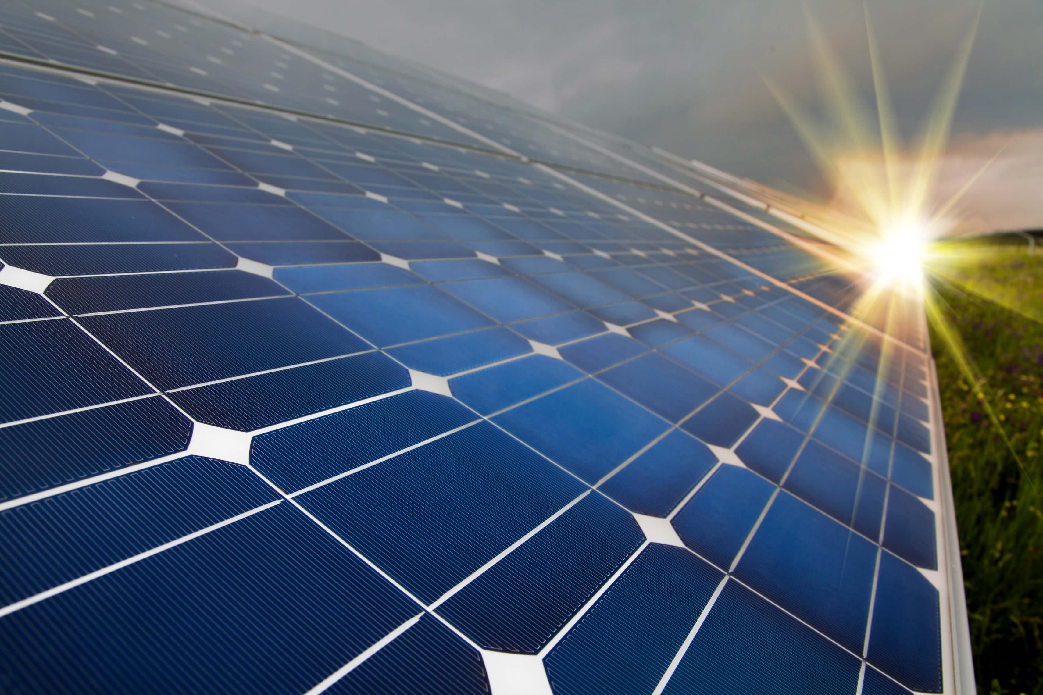 Photovoltaique ©Fotolia