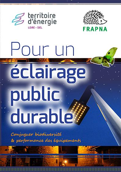 Pour un éclairage public durable