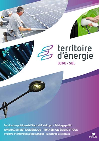 Présentation du SIEL-Territoire d'énergie Loire
