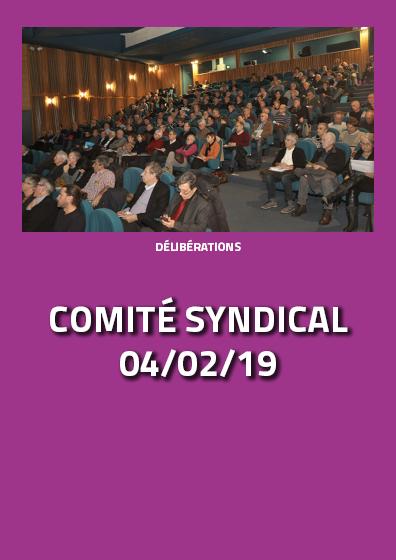Comité du 4 février 2019