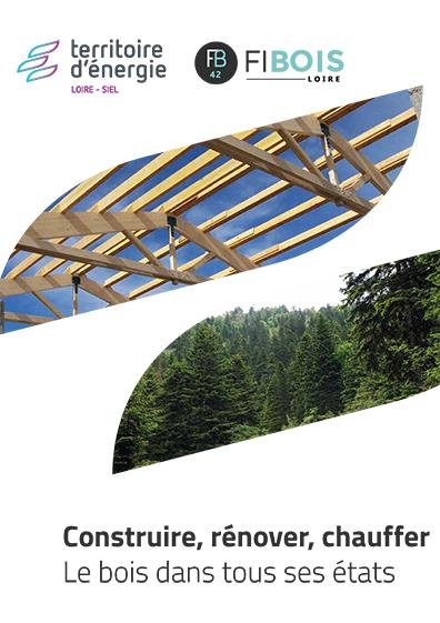 Construire, rénover, chauffer, le bois dans tous ses états