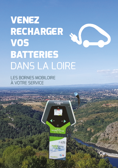 Venez recharger vos batteries dans la Loire