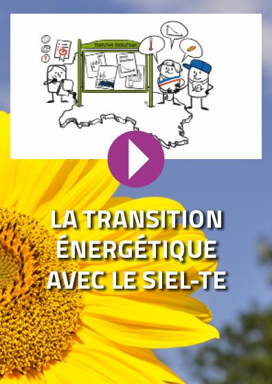 Le SIEL-TE, acteur de la transition énergétique