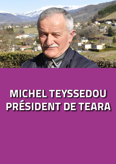 Michel Teyssedou accède à la présidence de TEARA