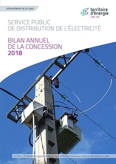 Bilan annuel concession électricité 2018