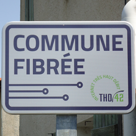 Commune fibrée label®