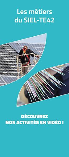Les métiers du SIEL-Territoire d'énergie Loire