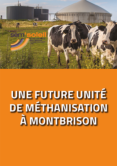 A methanisation project in Montbrison