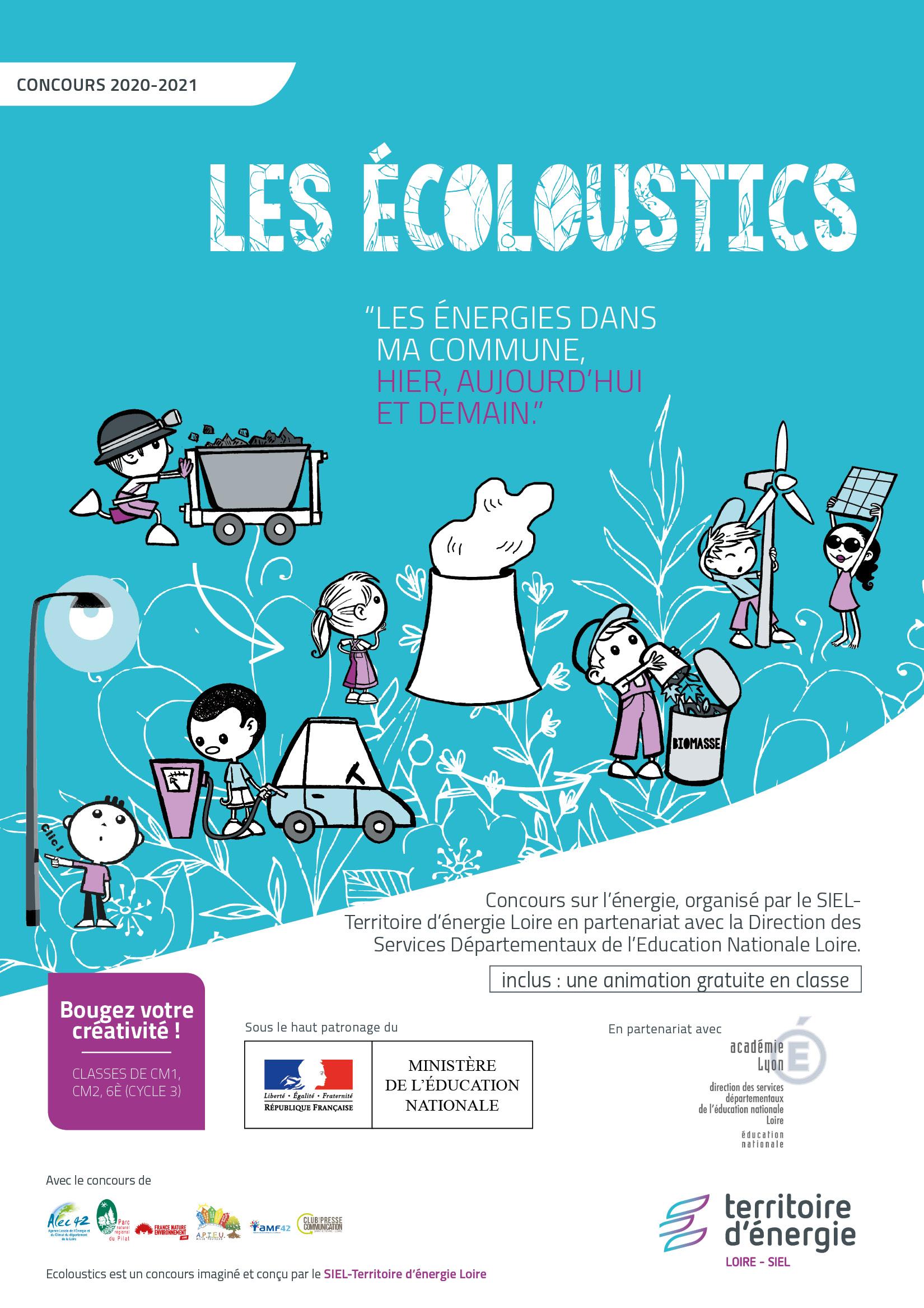 Présentation Concours Les Écoloustics