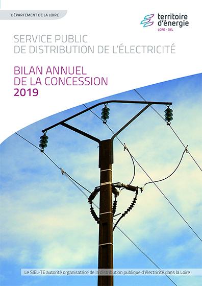 Bilan annuel concession électricité 2019
