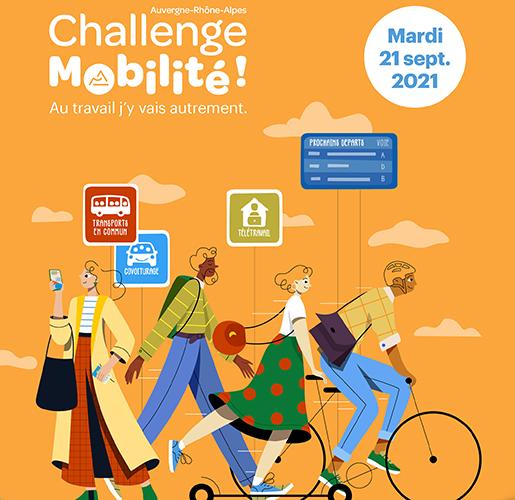 Challenge Mobilité 2021
