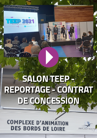 Présentation du contrat de concession SIEL-TE42 / ENEDIS / EDF